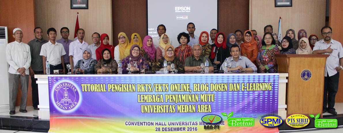 Workshop RKTS/EKTS, E-Learning dan Blog Dosen
