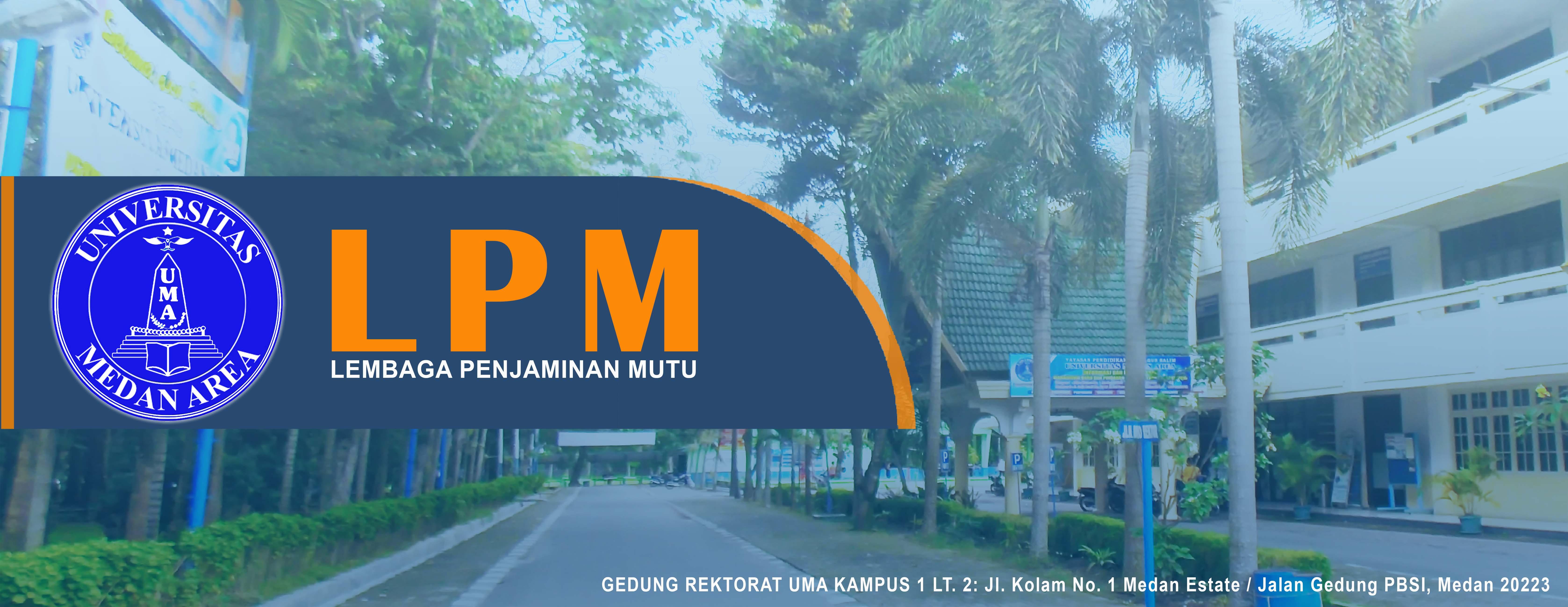 Gedung LPM UMA