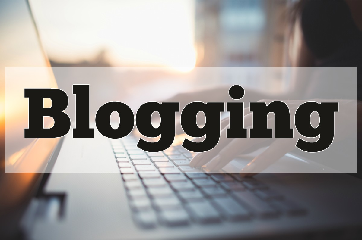 Apa itu Blogging ??